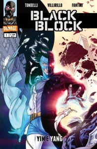 Black Block #1 Cover