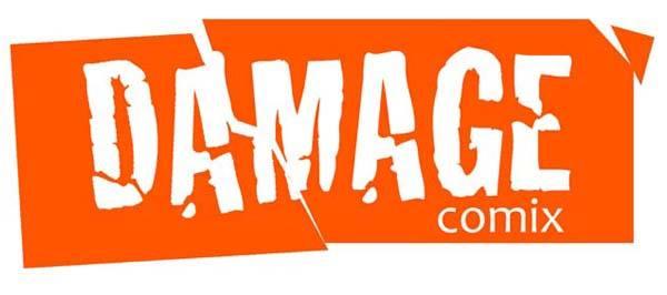 Damage Comix logo