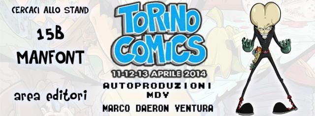Immagine Evento Torino 2014 MDV