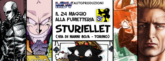 Immagine Evento MDV at Sturiellet