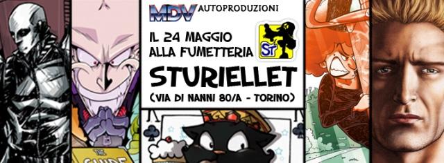 Immagine Evento MDV at Sturiellet