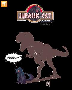Jurassic Cat-01 web