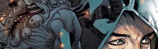 Ritagli cover comics arcana
