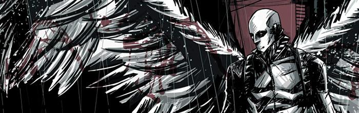 Ritagli cover comics ballata