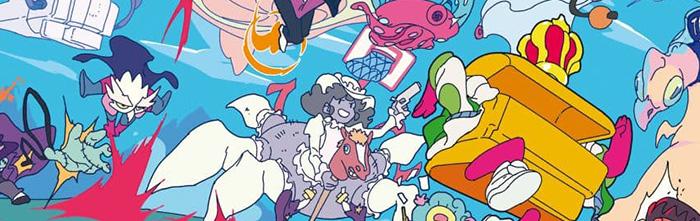 Ritagli cover comics TREASURE